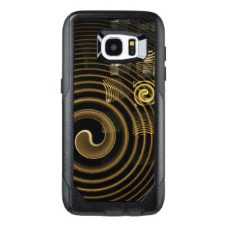 Hypnosis Abstract Art OtterBox Samsung Galaxy S7 Edge Case