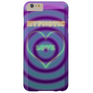HYPNOTIC LOVE ! BARELY THERE iPhone 6 PLUS CASE