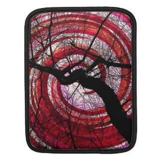 Hypnotic Nature iPad Sleeve