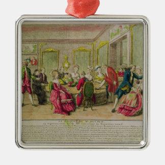Hypnotism Session with Franz Anton Mesmer  1784 Christmas Ornament