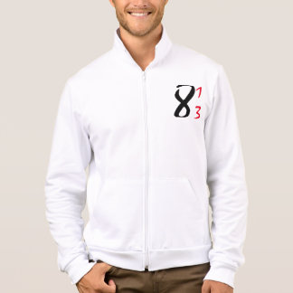 i8thirteen Fleece Jogger Jacket