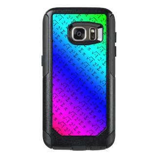 i 8 sum pi, I Ate Some Pie Math Formula on Rainbow OtterBox Samsung Galaxy S7 Case