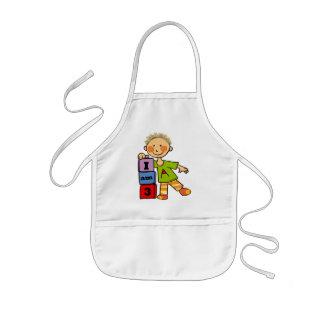 I am 3 kids apron