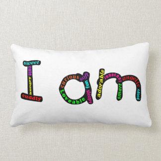 I am adorable baby pillow