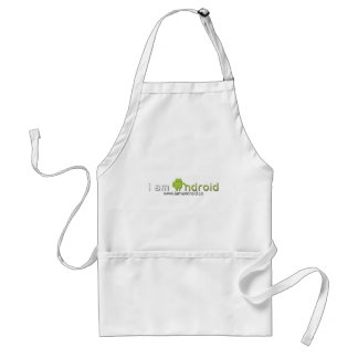 I am Android Gear Standard Apron
