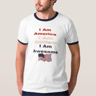 I am Autism T-shirt