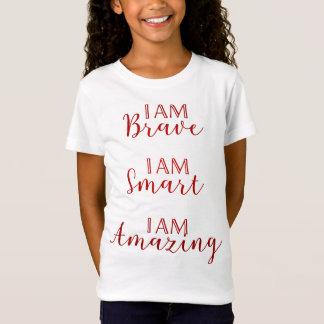 I am Brave I am Smart I am Amazing Cup T-Shirt
