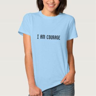 I Am Courage T-shirt