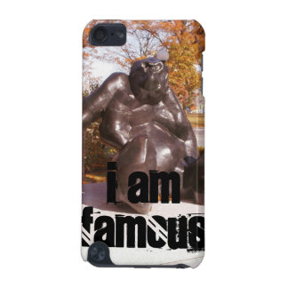 I AM FAMOUS IPOD TOUCH CASE