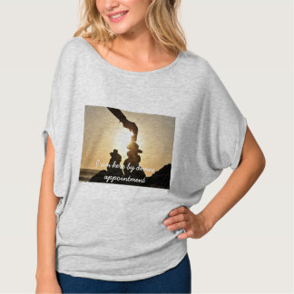 I am here by divine appointment T-Shirt