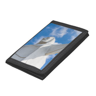I Am Here Tri-fold Wallet