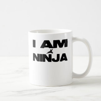 I Am Ninja Coffee Mug