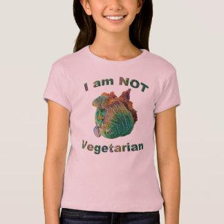 I Am Not Vegetarian T-Shirt