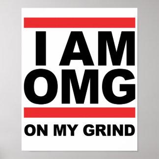 I Am OMG poster