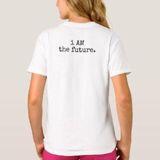 i AM the future. Child T-Shirt