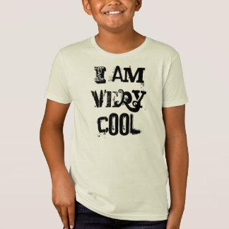 I Am Very Cool Kid American Apparel Organic TShirt