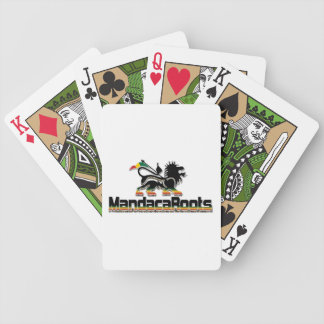 I BARALHO - L.2012 MANDACAROOTS BICYCLE PLAYING CARDS