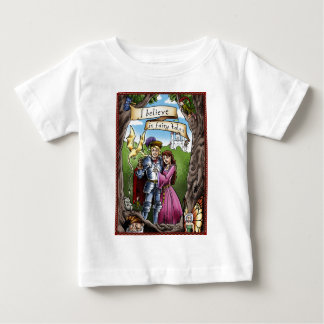 I BELIEVE IN FAIRY TALES Magical Gift Princess Tshirt
