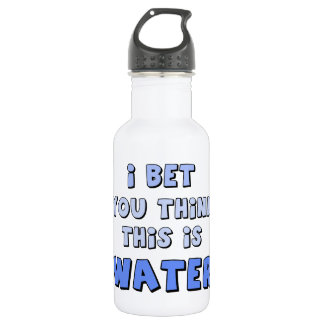 Funny Drinking Sayings Water Bottles