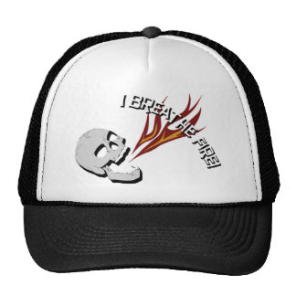 I Breathe Fire! Cap