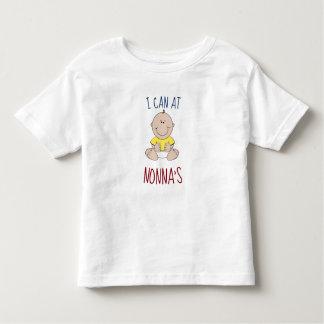 I Can At Nonna's Toddler T-Shirt