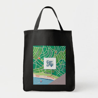 i can fly tote