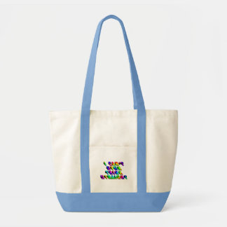 I can't even THINK straight Impulse Tote Bag