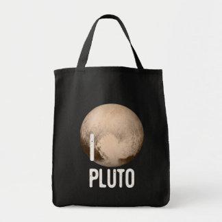I Cardiac Pluto Tote Bag