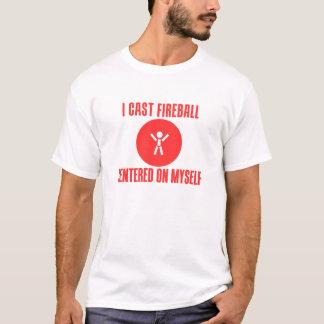 I Cast Fireball T-Shirt