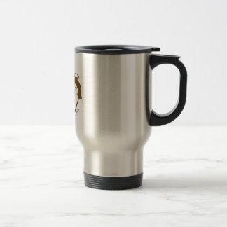 I Challenge You Stainless Steel Travel Mug