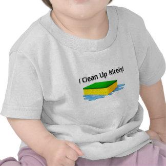 I Clean Up Nicely - SRF Tshirt