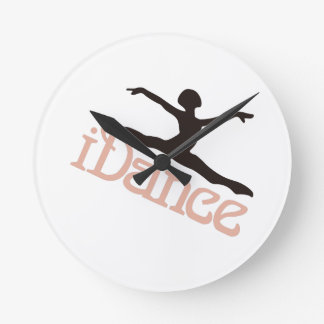 I Dance Round Clock