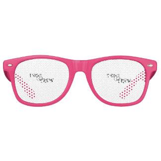I Do Crew Bachelorette Party Gear Retro Sunglasses