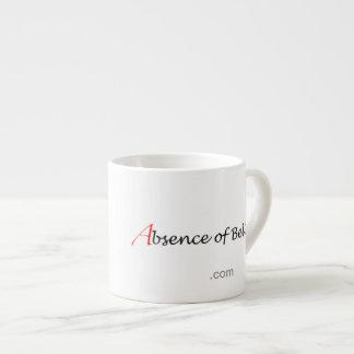 """""""I Do Not Believe"""" Coffee Mug"""