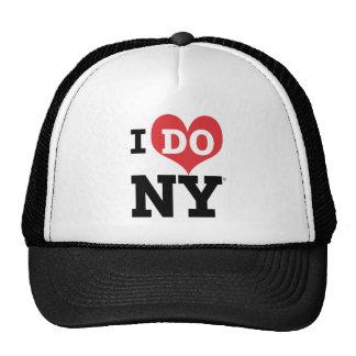 I DO NY heart Hats