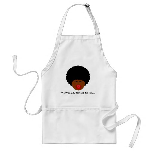 I Don't Just Think That I'm Better Than You - I Am Aprons