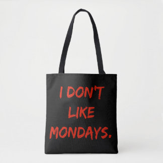I don't like Monday's Tote Ready to personalize!