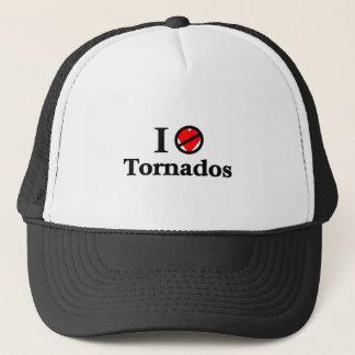 I don't love Tornados Trucker Hat