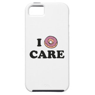 I Donut Care Case For The iPhone 5