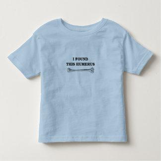 i found this humerus. toddler T-Shirt