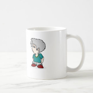 I go Chocolate Basic White Mug