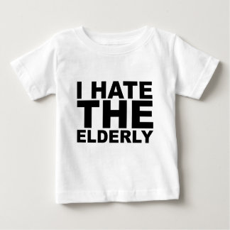 I HATE THE ELDERLY Awesome Shirt Hat Mug Mousepad