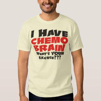 I Have Chemo Brain Tees