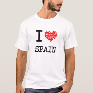 I Have Never Been To Spain T-Shirt