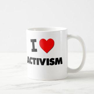 I Heart Activism Mug