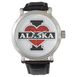I Heart Alaska Watch