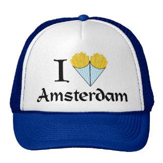 I Heart Amsterdam Cap