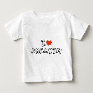 I Heart Anaheim Baby T-Shirt