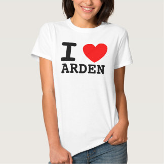 I Heart ARDEN T Shirts