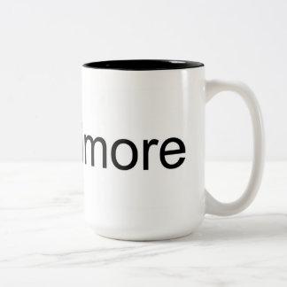 I Heart Baltimore Two-Tone Coffee Mug